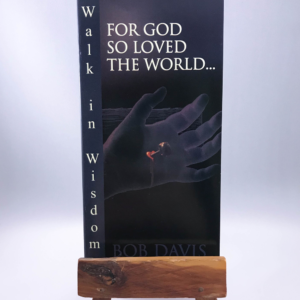 For God So Loved The World Pamphlet